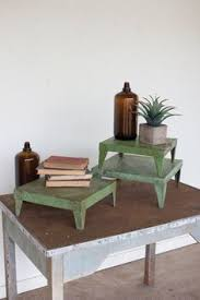 table risers rustic table stands buffet risers display box