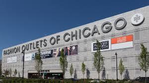 Fashion Outlets Of Chicago Map by Fashion Outlets Of Chicago Enjoy Illinois
