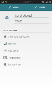 android reminders how to add to do lists reminders directly to your android