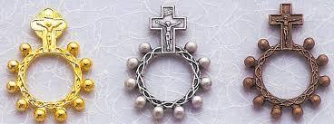 rosary rings rosary rings