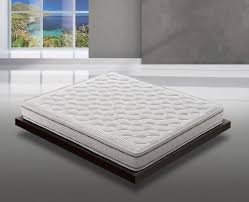 materasso in waterlily deluxe collection suelflex materassi di benessere memory foam