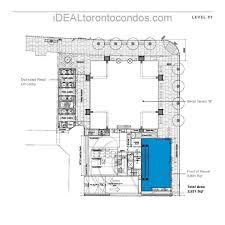 one bloor floor plans one bloor street west toronto idealtoronto condos