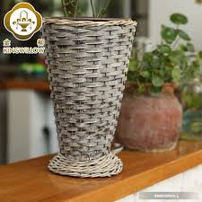 Large Wicker Vases 2015 Time Limited Rushed Traditional Chinese M Large Floor Vases