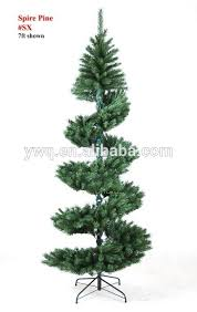 green spiral lighted tree spiral light christmas tree wholesale christmas suppliers