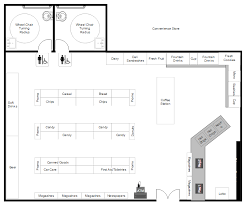 Bakery Floor Plan Layout Retail Floor Plan Software Part 43 Home Based Bakery Store