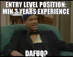 Job Hunting Meme - job hunting is sooo much fun meme guy