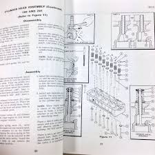 case 530 ck tractor loader backhoe service repair manual