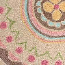 Lilac Rug Mish Mash Wool Hooked Rug Jo Ellen Designs