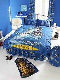 dr who bedroom i glad that its not weeping angels otherwise i would be weeping