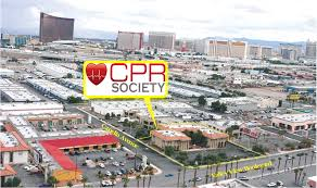 Map Of Las Vegas Strip by Cpr Society Las Vegas Cpr Certification Classes
