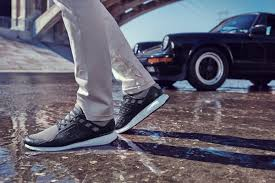 porsche design and adidas partner on a range of footwear for