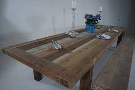 tropical hardwood dining table idlewild