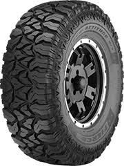 Great Customer Choice 33x12 5x17 All Terrain Tires Fierce Attitude M T Tires Goodyear Tires