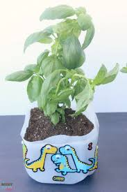 self watering how to make self watering planters out of milk jugs must have mom