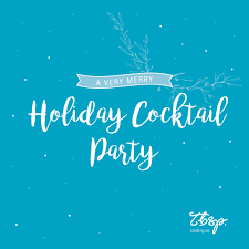 a very merry holiday cocktail party with tablespoon cooking co
