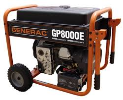 generac gp electric start portable generator 5941 tiger supplies