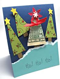 gift card trees money tree gift ideas christmas winter money trees