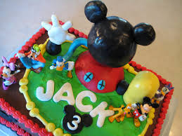 Birthday Cake Decoration Ideas At Home by Mickey Mouse Cake U2013 Decoration Ideas Little Birthday Cakes