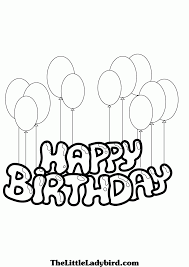 happy birthday mom coloring pages coloring page birthday cake