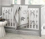 organic taylor baby bedding set pottery barn kids