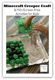 53 best minecraft activities and crafts images on pinterest