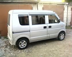 suzuki every van купить сузуки эвэри 2006 в хабаровске продам микроавтобус suzuki