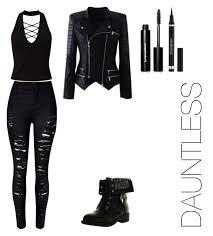 Divergent Halloween Costume 25 Dauntless Ideas Dauntless