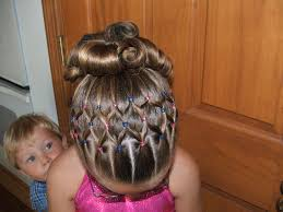 gymnastics picture hair style gymnastics hairstyles for long hair hairstyles for girls on