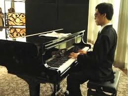 Blind Pianist Joe The Blind Pianist Thailand 12 Fl St Regist Hotel Youtube