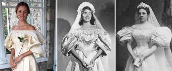 wedding dress restoration wedding dress and bridesmaid dresses how this restored