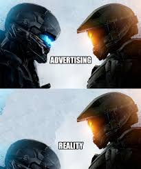 Master Chief Meme - when you remember locke is shorter than master chief rebrn com