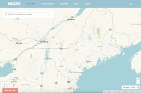 Waze Map Maine New Hampshire And Vermont To Share Traffic Data Via Waze