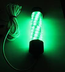 12 volt led fishing lights amazon com 12v led green underwater submersible night fishing