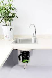 Best FOOD WASTE DISPOSER Images On Pinterest Food Waste - Kitchen sink crusher