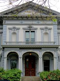 Neoclassical Homes Historic Architecture In California