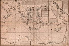 nautical map digital library for international research archive nautical