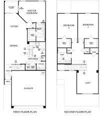 ryland floor plans villages of bartram springs model 1788 townhomes townhomes by