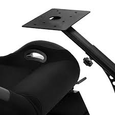 Race Chair Happybuy Gaming Seat Driving Race Chair Simulator Cockpit With