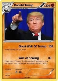Pokemon Card Memes - donald trump pokemon card meme generator