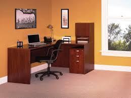 Bush Cabot L Shaped Desk Best Bush Corner Desk Furniture Design Bedroom Ideas