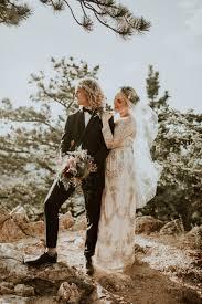 weddings in colorado stylish earthy colorado wedding at chautauqua park junebug weddings