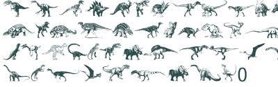 dinosaurs font download free truetype