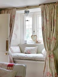 i so love window seats we have a small bay window in our house in