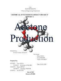 acetone production process from iso propyl alcohol ipa mole