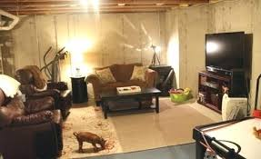 Ideas For Unfinished Basement Basement Room Ideas Unfinished Basement Room Ideas Basement
