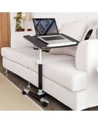 Laptop Sofa Desk Deals On Sobuy Nursing Home Auto Touch Overbed Table Bed Table