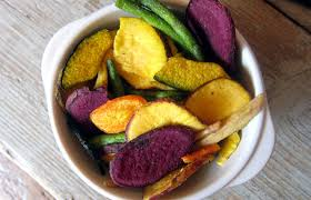 Roots Vegetable Crisps - 10 colourful foods that aren u0027t good for you