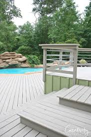 best paints to use on decks and exterior wood features deck