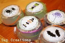 diy halloween fall soap favors and printables cap creations