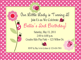 Birthday Invitation Card For Kids Exclusive Invitations For Birthday Parties Theruntime Com